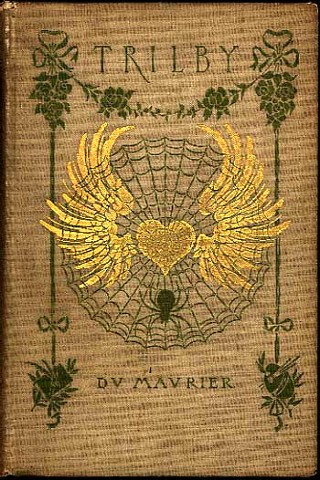 Type of hat taken from george du maurier book